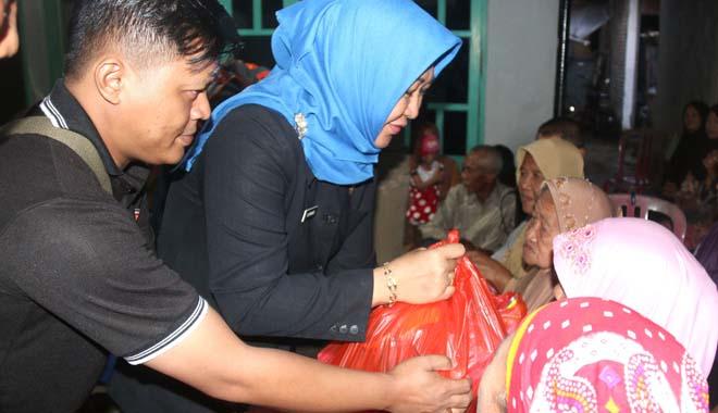 Pemkot Distribusikan Paket Bantuan Korban Banjir