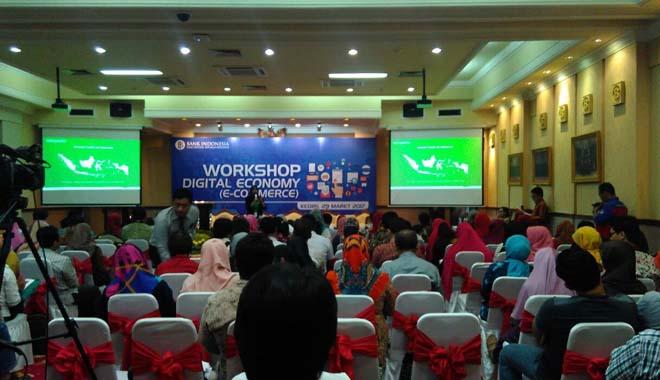 BI Majukan IKM dengan Menggelar Workshop