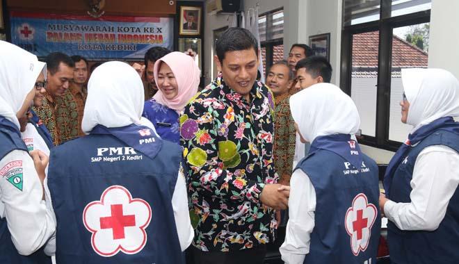 Walikota Pesankan, Agar PMI Manfaatkan Medsos