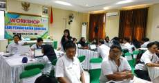Dinkes Gelar Workshop Integrasi UKM Puskesmas